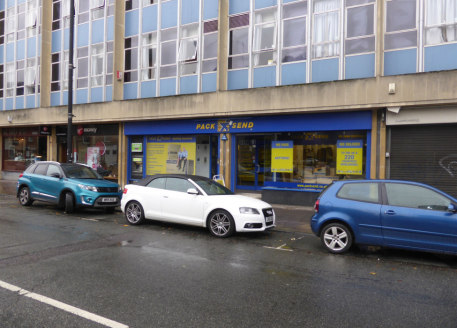 Ground floor lock up shop with a highly visible double glazed shop front, located in a prominent position on Victoria Street, the main pedestrian thoroughfare between Temple Quay and Cabot Circus, Queens Square and...