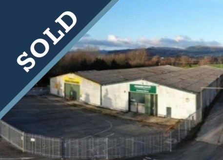 Former Countrywide Facility. Detached building located on a self contained site with extensive external areas including fuel...
