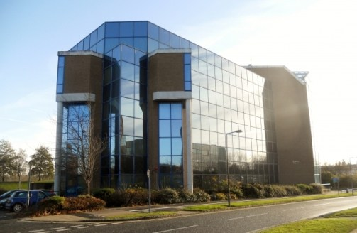 The property comprises a detached five storey office building, which sits in landscaped grounds extending to approximately 1.3 acres including private car parking....