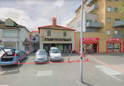 Mixed use development opportunity with planning pending for a ground floor retail unit and 17 x apartments above. The site is located approximately 1 mile from Central Croydon and 0.5 miles to Thornton Heath BR Station