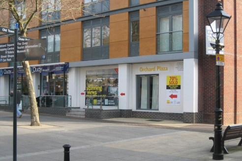 Retail / Restaurant / Office Premises in Poole Town Centre – Unit 2 Orchard Plaza