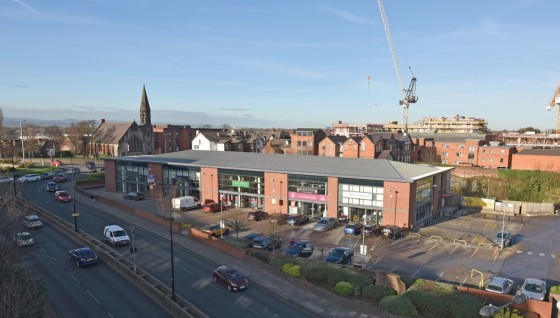 Retail unit to let comprising 2,000 sq ft.   The subject premises are located on Centurion Point, a prominent retail park fronting the inner ring road. The scheme is within walking distance to Chester city centre, and adjacent to the popular Northgat...