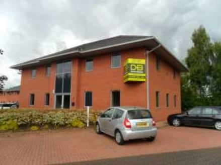 High quality office accommodation over two floors. Situated close to the A38. Designated car parking....