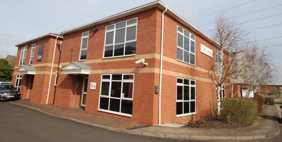 1,040 sq ft first floor office accommodation. Modern open plan accommodation separate meeting/boardroom facilities. Onsite car parking situated on the very popular Harris Business Park with excellent links to the national Motorway network.