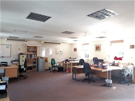 4,680 sq ft town centre office with onsite car parking. Accommodation over three floors, close to local amenities and excellent links to the M5 and M42 motorways.