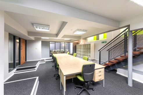UNIQUE OFFICE ACCOMMODATION  Contemporary office accommodation which provides a business with a rare opportunity to own a unique self-contained office, located in the heart of Newcastle City Centre with the benefit of being within close proximity to...