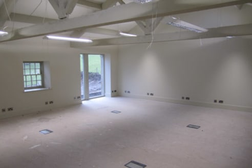 UNDERLEY BUSINESS CENTRE - Petty Chartered Surveyors