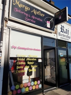 Business lease for sale\n\nalexandra park is pleased to offer this lock up shop business lease for sale in this busy parade of shops. Rent £12k per annum....