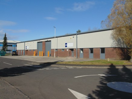 Established location close to town centre. Bus routes nearby. Close to trade counter operators. Floor Mounted mains gas space heater. 3 phase electricity supply. Electrically operated loading door 3.5m (w) by 4.6m (h). Office and male/female WCs.