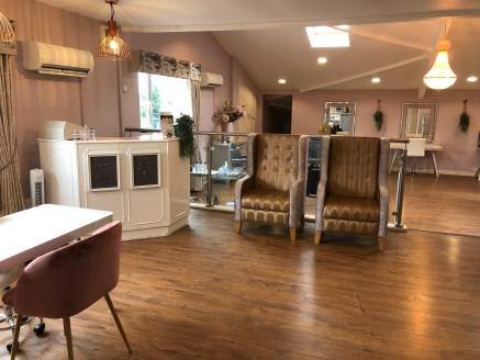 A first floor with independent access. The unit is split level and has previously been used as a beauty Salon.   The Warehouse Studio's has a mix of operators already located on the site to include The Dress Studio and Black Sheep Wools.  Location...