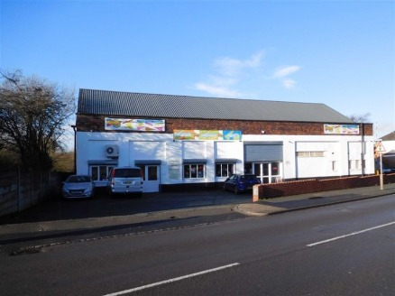 Industrial & Warehouse for sale in Newcastle-under-Lyme | Butters John Bee