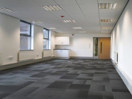 Cranham House offices have been refurbished to a high specification, which includes;  * New suspended ceilings  * New lighting  * New carpets throughout  * New double glazed powder-coated aluminium window units  * Each office suite has its own k...
