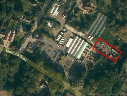 The yard is situated with the Lime House Nursery Industrial Park, behind the Wyevale Garden Centre which is situated off Eastwood Road (A1015) between its junctions with The Drive and Rayleigh Avenue.<br><br>Rayleigh town centre is approx. 1.