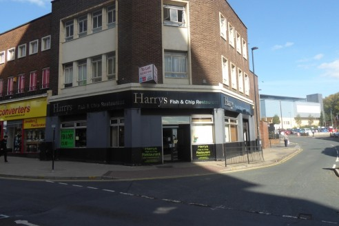 A3/A5 Retail/Restaurant/Café/Hot Food Premises