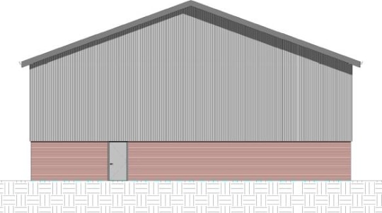 A new build detached industrial unit with parking and yard space. The property is of steel portal frame construction with brickwork      to dado level and profile sheet clad elevations and roof. Internally the property benefits from concrete flooring...