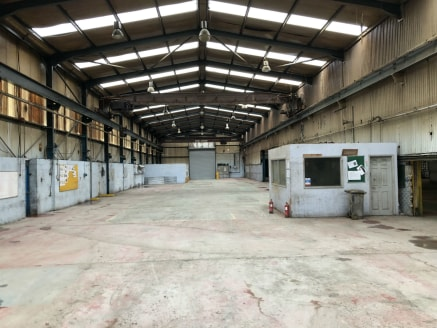 The property comprises of two substantial/ industrial Workshop facilities incorporating the following: * Offices * Up to 7.5 Eaves Height * Substantial Craneage * Secure Yard * Substantial Power...