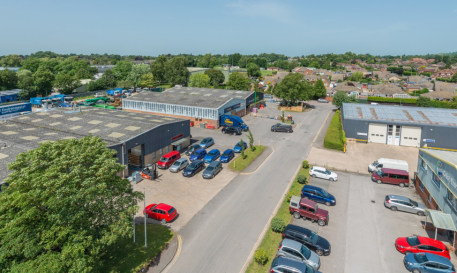 Freehold multi-let industrial estate. 10 unit estate totalling 41,685 sq ft plus open storage yard of 1.06 acres. Site area approximately 3.86 acres (1.56 hectares). Established industrial location with sustainable tenant demand. WAULT of 6.04 years....