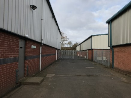 A modern 9,502 sq ft detached industrial unit with a secure gated yard area. Ground and first floor office accommodation with excellent onsite car parking.