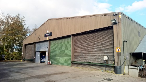 The property comprises a spacious commercial/warehouse building being of steel portal frame construction with profile sheet clad elevations and provides accommodation extending in total to approx. 16,571 sqft (1,539.4 sqm) with a minimum eaves height...