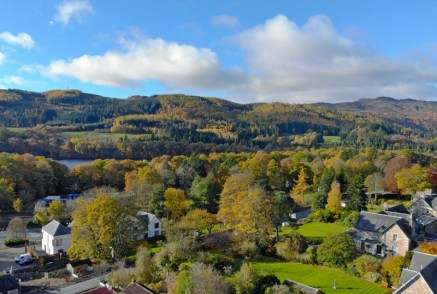 Substantial 10-bedroom hotel with highly attractive public areas and spacious owners accommodation set in Perthshire.<br><br>* Unique and prestigious Victorian Highland country house hotel with commanding views over the historic town of Pitlochry and...