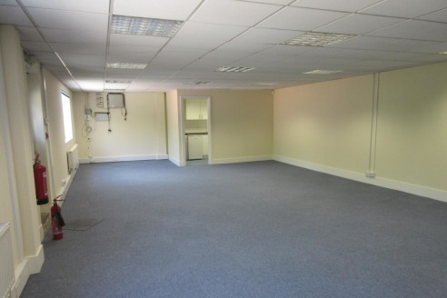First floor offices to let on flexible terms