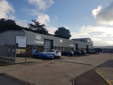Light industrial / warehouse space on an established business park with good access, yard and parking provisions   TO LET