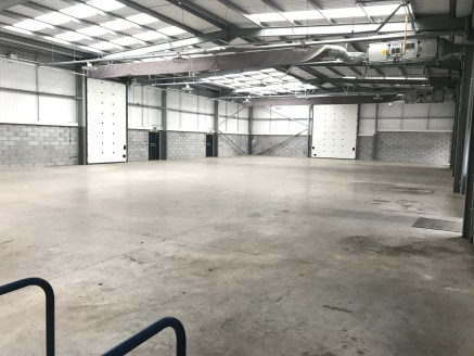 The property comprises of a detached industrial premises. The premises can be split in to three units, with unit 4 benefiting from modern office space, including kitchen and w.c., units 5 and 6 offering warehouse accommodation with electric roller sh...
