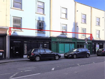 ***TRIPLE FRONTED RETAIL PREMISES***  Attractive retail premises spanning over 40ft and most recently occupied by one tenant. The property boasts just over 1,200sqft in retail, office and storage areas and would make a great investment with an antici...