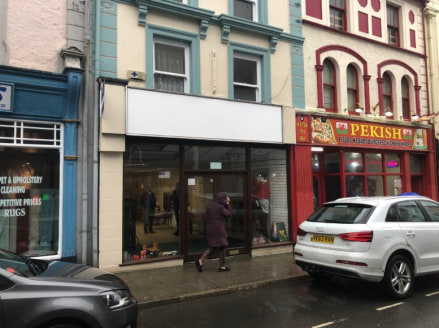 Prominent retail unit comprising 2,585 sq ft to let on High Street, Pwllheli.  The property comprises of a three storey building of ground floor sales, together with first and second floor ancillary accommodation. The property is available by way of...