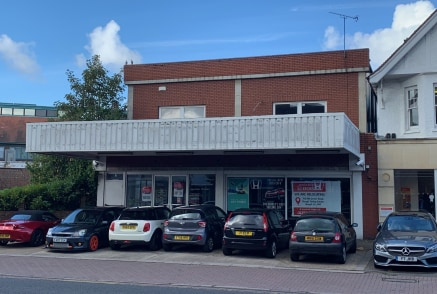 The two storey property has been in motor trade use for more than sixty years but will suit a variety of other business types subject to planning. It has rear servicing and parking for 4 cars plus a forecourt of approx 875 sf (81.3 sm). The building...