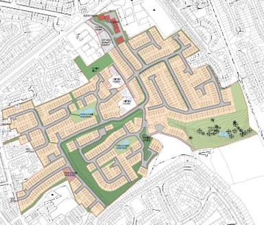 Major development opportunity for 600 dwellings. Planning consent granted, available as a whole or in parts.   This outstanding and unique development opportunity is the result of a collaborative partnership between the City of Bradford Metropolitan...