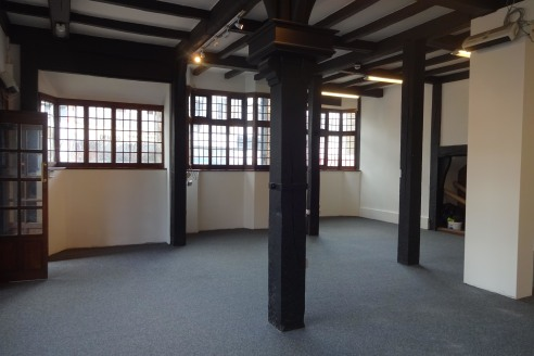 The premises comprise a self-contained ground floor retail unit with a substantial basement storage area.<br><br>- Prominent position within the high street.