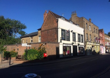 The property is situated in the heart of Eton and occupies a prominent position on a corner of the High Street next to The Christopher Hotel. Windsor Bridge, providing access to Windsor Town Centre, is less than 5 minutes walk away.