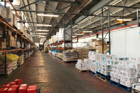 Units 6 & 7 are two adjacent and interconnecting warehouses with a forecourt and parking space for approximately 8 cars (4 per unit).  The units are located within Eley Industrial Estate in the London Borough of Enfield. To the south Eley Road leads...
