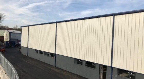 A warehouse of circa 18,620 sq ft that is currently undergoing an extensive refurbishment (new roof, cladding, new roller shutter doors and yard). The units will be ready for occupation around September 2019 and are ready to view now....