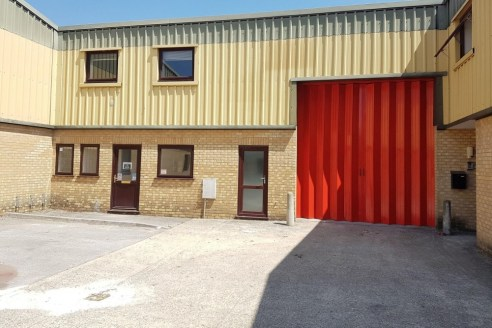 Industrial/Warehouse Unit in Wareham – Unit 5 The Omega Centre