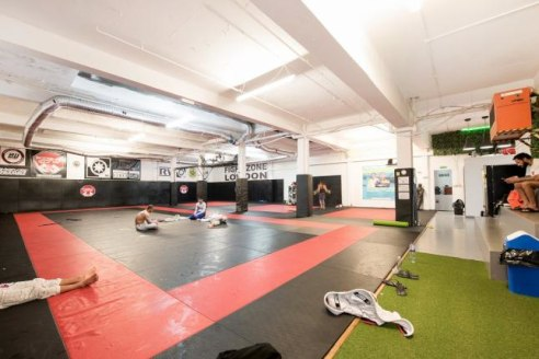 Available immediately A self-contained gym space spread across two floors....