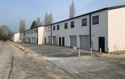 The estate is located 2 miles south of the Harlow roundabout granting access to the M11. To the north the M11 leads to Stanstead airport, while to the south, London and The City via the A406 and A12.   Block A comprises of multiple newly built units....