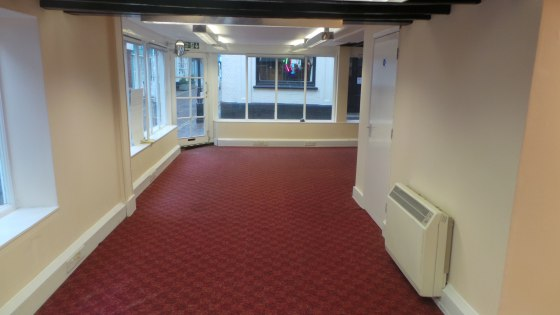 This period timber framed building has brick elevations under a peg tiled roof. The ground floor provides over 700 sq ft of sales accommodation with basement storage of a little over 180 sq ft. The accommodation has recently been refurbished to separ...