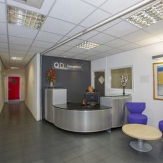 Queens Dock Business Centre - Liverpool