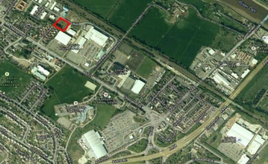 Land at Evans Way is an employment site suitable for a range of employment uses subject to planning.