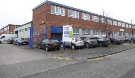 The property comprises a light industrial unit with offices on the first floor.  The warehouse is open plan and formed of steel portal frame structure beneath a steel sheet roof. There is a loading bay to the side of the unit at the rear that provide...