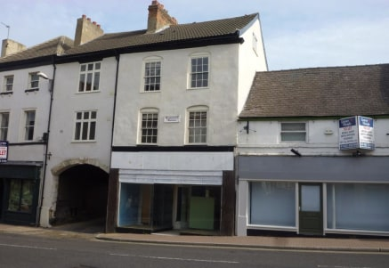 Summary  Prominent Ground Floor Retail Unit  Immediately Available  Description  The subject premises comprise a ground floor retail unit with prominent frontage on to the high street a basement and three upper floors of residential accommodation. Th...
