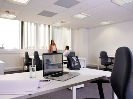 **OFFICES AVAILABLE IN THE CENTRE OF CHELMSFORD.** Terms can be from as little as three months. Rent price includes all bills, rates,service charge and building insurance, no line rental charges and unlimited internet. There is also FREE WI-FI. SEE A...