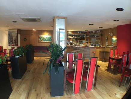The premises are comprised of a restaurant with bar on the ground floor. The basement has in the past been used as a night club and bar. There is a fully fitted commercial kitchen on the ground floor of 274.83 sq ft.
