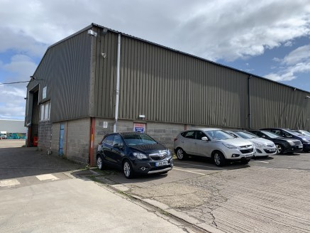 Large secure compound with good access to the A1(M). 2.9 acre site. Ancillary office, storage and vehicle maintenance unit. Available by way of a new lease.
