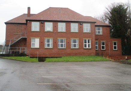 Detached two storey office building with enclosed car parks to the front and rear. The property benefits from PVC double glazed windows, central heating, CCTV and a passenger...