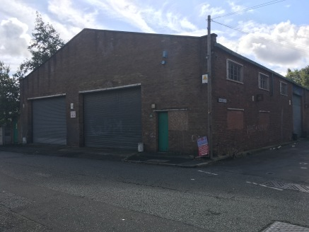 Former Dairy Crest Factory. 4.8 metre eaves within main warehouse. 4 level access loading doors. Offices and Staff Amenities.