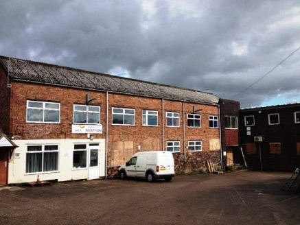 To Let - Two storey office premises with the benefit of 20 car spaces.
