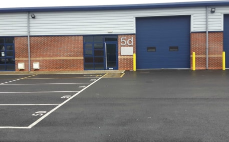 Castledown Business Park comprises 33 acres of employment land suitable for office & industrial occupiers. Brydges Court is the second phase and provides 15 industrial units. Series 5 & 6 units have full height sectional loading door. Internal eaves....
